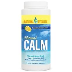 Natural Vitality Calm Sweet Lemon (1x16 OZ)