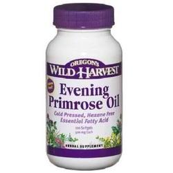 Oregon's Wild Harvest Evening Primrose Oil (1x100VCAP)