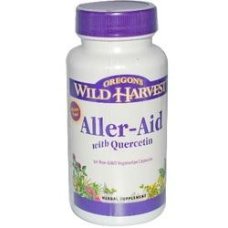Oregon's Wild Harvest Aller-Aid with Quercetin (1x90VCAP)