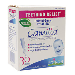 Boiron Camilia Teething Relief Homeopathic Medicine (1x10 Ct)