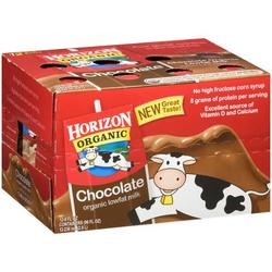 Horizon Organic Reduced Fat Milk Chocolate (1x12 PACK)