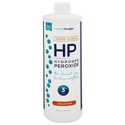 Essential Oxygen Hydrogen Peroxide 3% Food Grade (1x32 OZ)