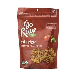 Go Raw Flax Snax Pizza  (12x3 OZ)