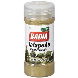 Badia Ground Jalapeno (12x2 OZ)