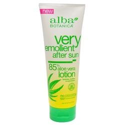 Alba Botanica After Sun 85% Aloe Vera Lotion (1x8 OZ)