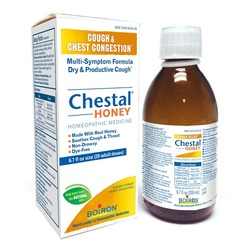 Boiron Chestal Adult Honey (1x6.7 OZ)