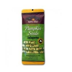 Harvest Roast Pumpkin Seeds Jalapeno (12x2 OZ)