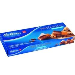 Bahlsen Waffeletten Milk Chocolate Rolls  (12x3.5 OZ)