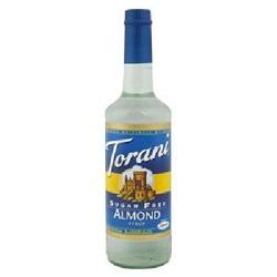 Torani Almond Coffee Syr Sf (12x25.35OZ )