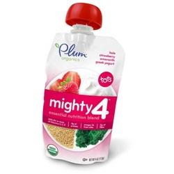 Plum Organics Kale Strawberry Amaranth (6X4 OZ)