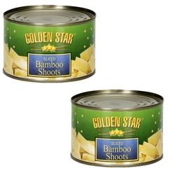Golden Star Bamboo o Shoots Slc (12x8OZ )