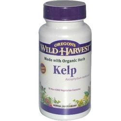 Oregon's Wild Harvest Kelp Herbal Cap (1x90VCAP)