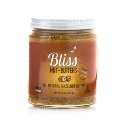 Bliss Hazelnut Butter (6x9 OZ)