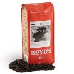Boyds Coffee French No. 6 (6x12 CT)