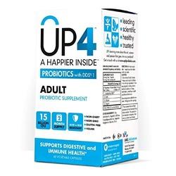 Up4 Probiotics UP4 Daily Adult Pobiotic (1x60 VCAP)