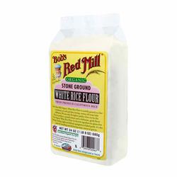 Bob's Red Mill Rice Flr White (1x25LB )