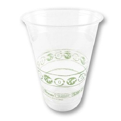 World Centric Cold Cup Clear 16Oz (20x50 CT)