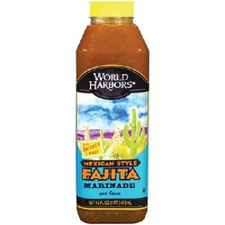 World Harbor Fajita Marinade (6x16OZ )