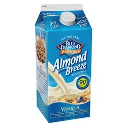 Blue Diamond Vanilla Almnd Breeze (12x32OZ )