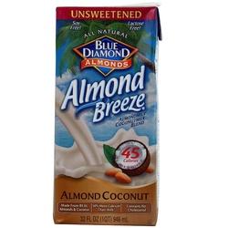 Blue Diamond Almond Coconut Unsweetened Or (12x32OZ )