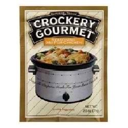 Crockery Gourmet Chck Seasoning Mix (12x2.5OZ )