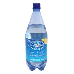 Crystal Geyser Plain Mineral Water (12x42.25OZ )