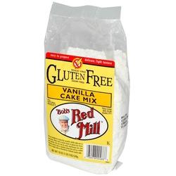Bob's Red Mill G/F Vanilla Cake Mx (4x19OZ )