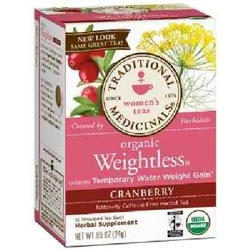 Traditional Medicinals Wgtls Cran Tea (6x16BAG )