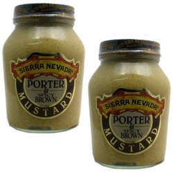 Sierra Nevada Specialty Food Mustard Porter/Spicy (6x8OZ )