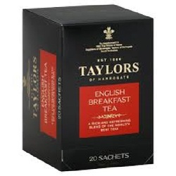 Taylors Of Harrogate English Breakfast Tea (6x20BAG )