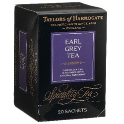 Taylors Of Harrogate Earl Grey Tea (6x20BAG )