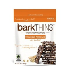 Bark Thins Dark Chocolate, Pumpkin Seed (12x4.7 OZ)
