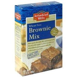 Arrowhead Mills Brownie Mix W/F (6x17.5OZ )