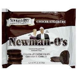 Newman's Own Organics O's Chocolate Creme (6x13OZ )