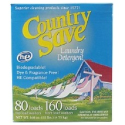Country Save Laundry Detergent (4x10LB )