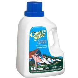 Country Save Liquid Laundry Det (4x100OZ )
