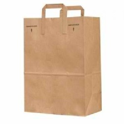 Store Supplies Handle Sack 1/6 (1x300Pack )