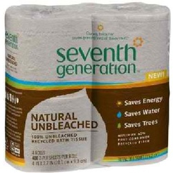 Seventh Generation Nat Unbl Bath Tsue (12x4 CT)
