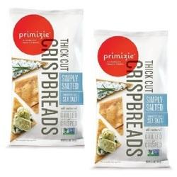 Primizie Simply Salted, Sea Salt (12x6.5 OZ)