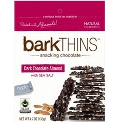 Bark Thins Dark Chocolate Almond (12x4.7OZ )