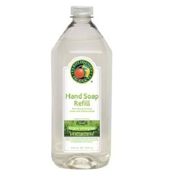 Earth Friendly Liquid Hand Soap Refill Lemongrass (6x32OZ )