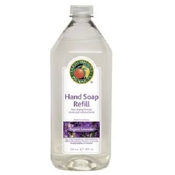 Earth Friendly Liquid Hand Soap Refill Lavendar (6x32OZ )