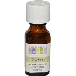 Aura Cacia CyprEssence Essential Oil (1x0.5OZ )