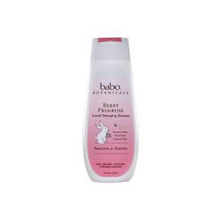 Babo Botanicals Smooth Detangling Shampoo Berry Primrose (8 fl Oz)