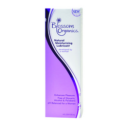 Blossom Organics Lubricant Natural Moisturizing (4 fl Oz)