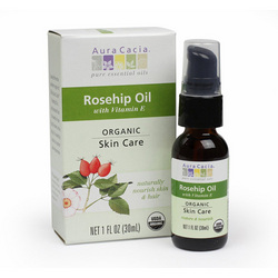 Aura Cacia Skin Care Oil Organic Rosehip Oil 1 fl Oz