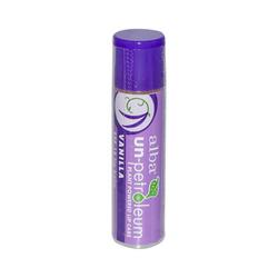 Alba Un Petroleum Lip Balm with SPF 18 Vanilla  0.15 oz  Case of 24