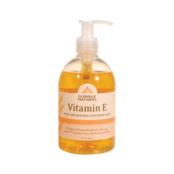 Clearly Natural Pure and Natural Glycerine Hand Soap Vitamin E (12 fl Oz)