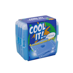 Fit and Fresh Kids Cool Coolers (4 Pack)