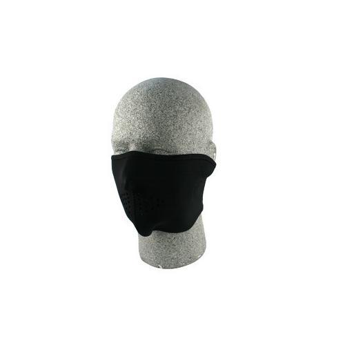 Half Mask, Neoprene, Black